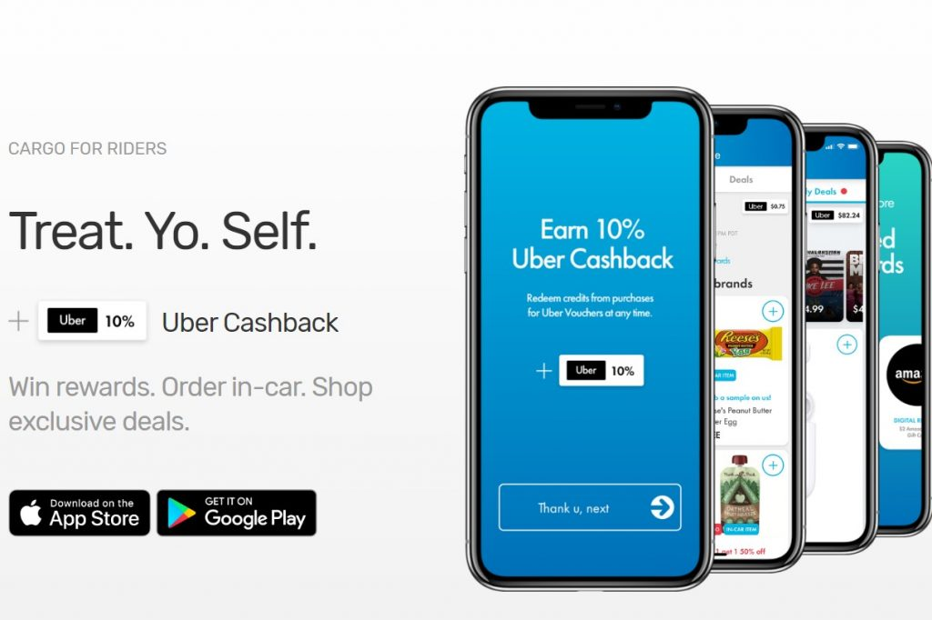 Uber launches new retail app exclusively for those riding in its taxis