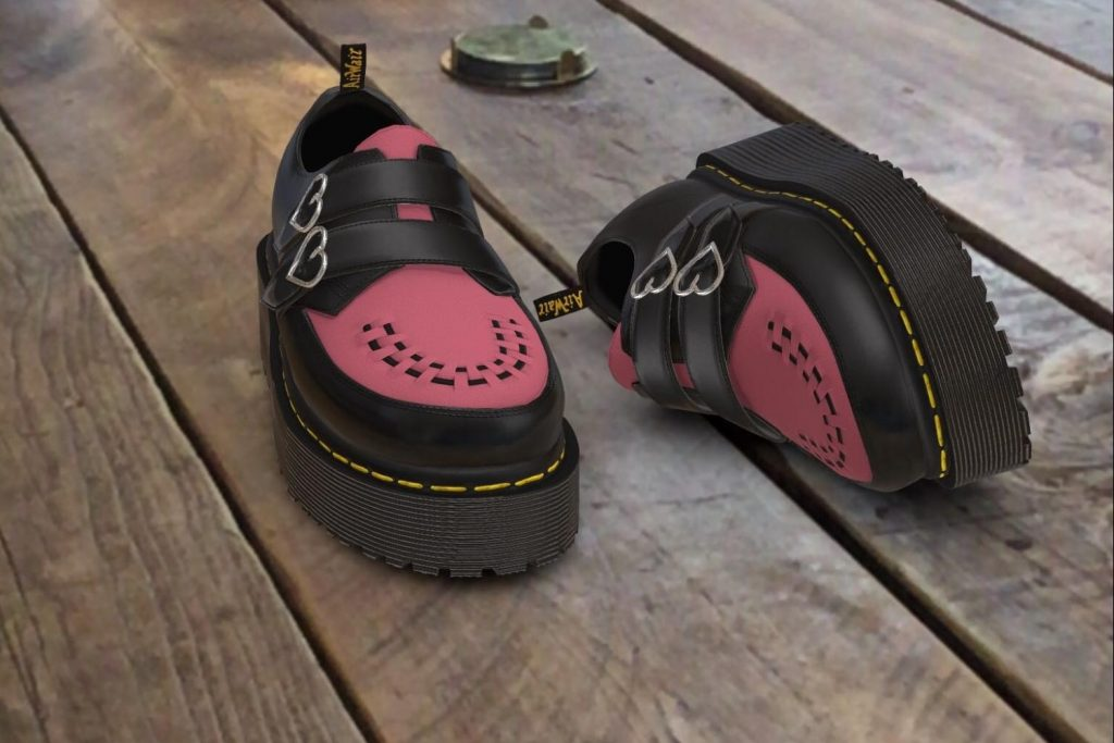 Dr Martens launches AR app for Lazy Oaf collaboration
