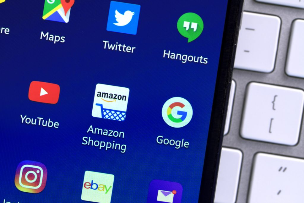 """Walmart, Target and Best Buy to launch antitrust complaint about Amazon and Google's """"market power"""""""