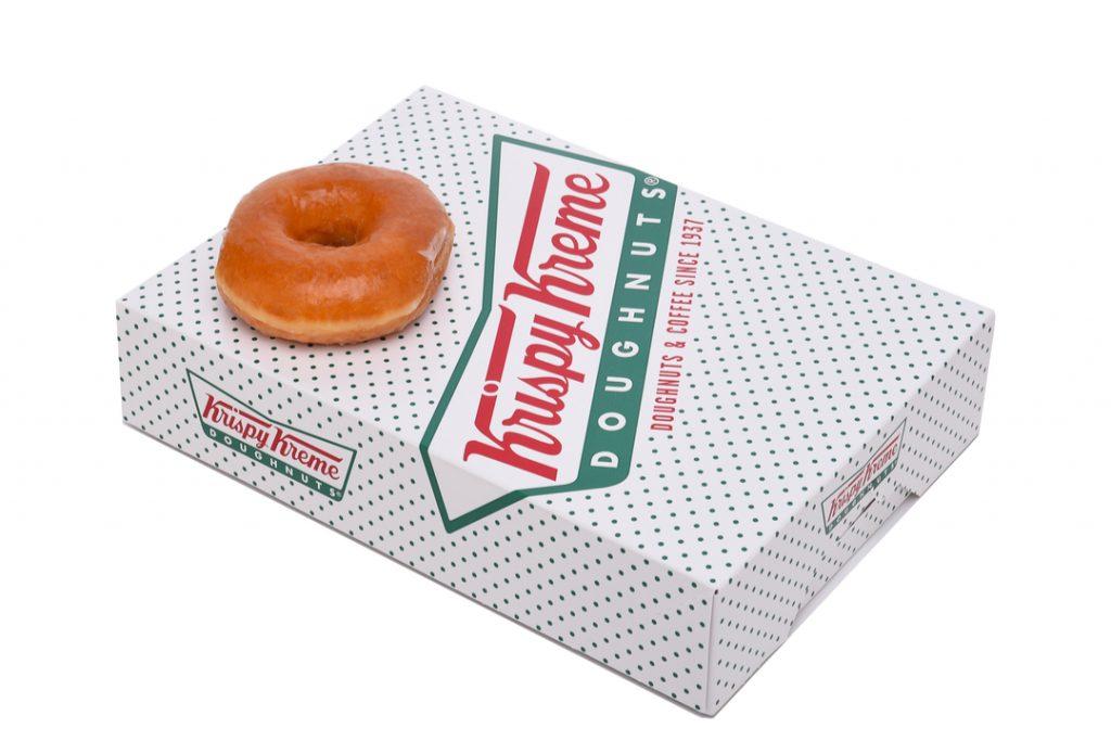 Krispy Kreme to offer delivery in under 60 minutes