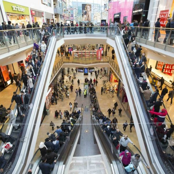 "Hammerson has launched a new Crowd Checker feature so ""nervous"" shoppers can check when the safest times to shop are."