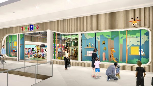 Toys R Us will officially return from the retail graveyard this weekend as it launches a new tech-focused experiential store.