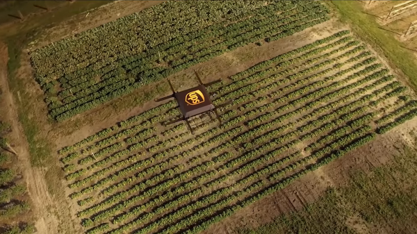 UPS is developing the next generation of delivery drones as it enters its first commercial partnership with a drone manufacturer.