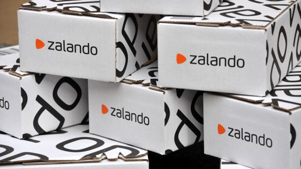 Zalando has announced ambitious plans to capture 10 per cent of all European fashion sales by 2025 as it reveals runaway sales figures over its first quarter.