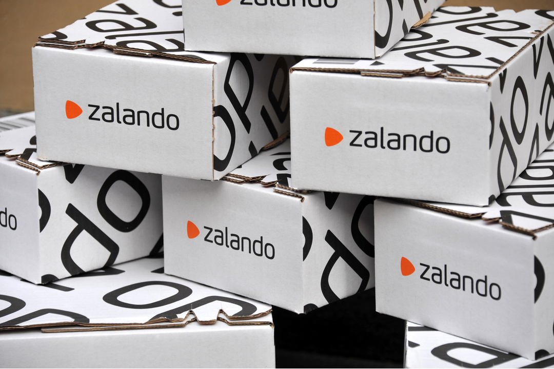 Zalando's stocks jumped nearly 11 per cent today after it released predictions for healthy double-digit growth for the full year 2020.