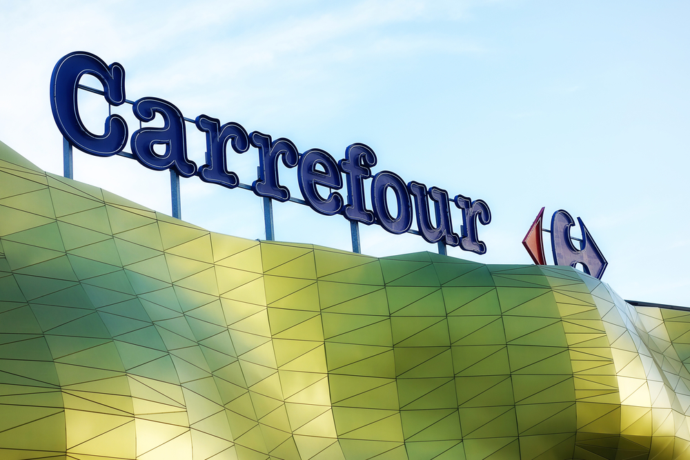 Carrefour France invests in Symphony RetailAI
