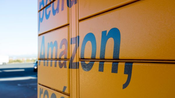 Amazon is urging shoppers to click & collect their online orders from its physical stores as it tries to ease the pressure on its delivery operations this Christmas period.
