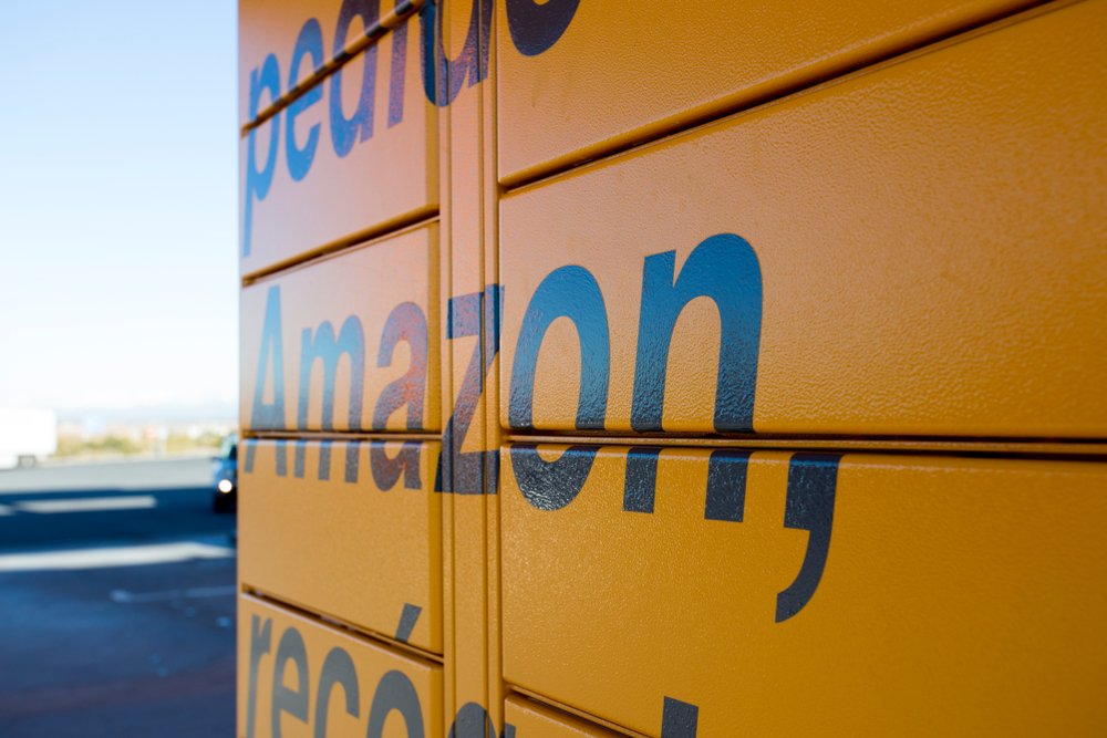 Amazon to install up to 1000 new lockers a month amid dramatic expansion