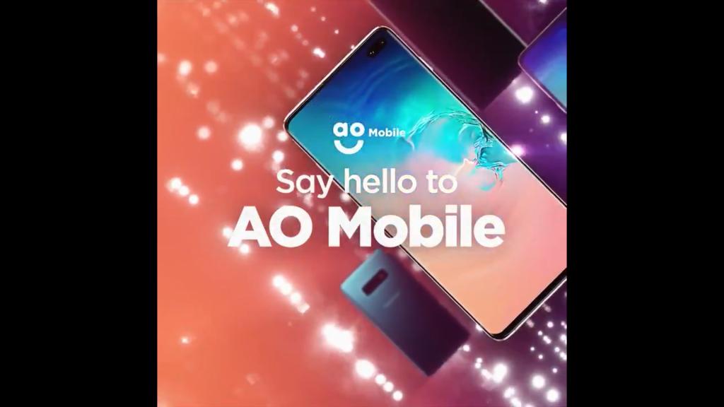 AO World launches AO Mobile business