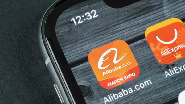 Alibaba's shares have divebombed more than eight per cent overnight after China blocked the largest initial public offering (IPO) in history from taking place.