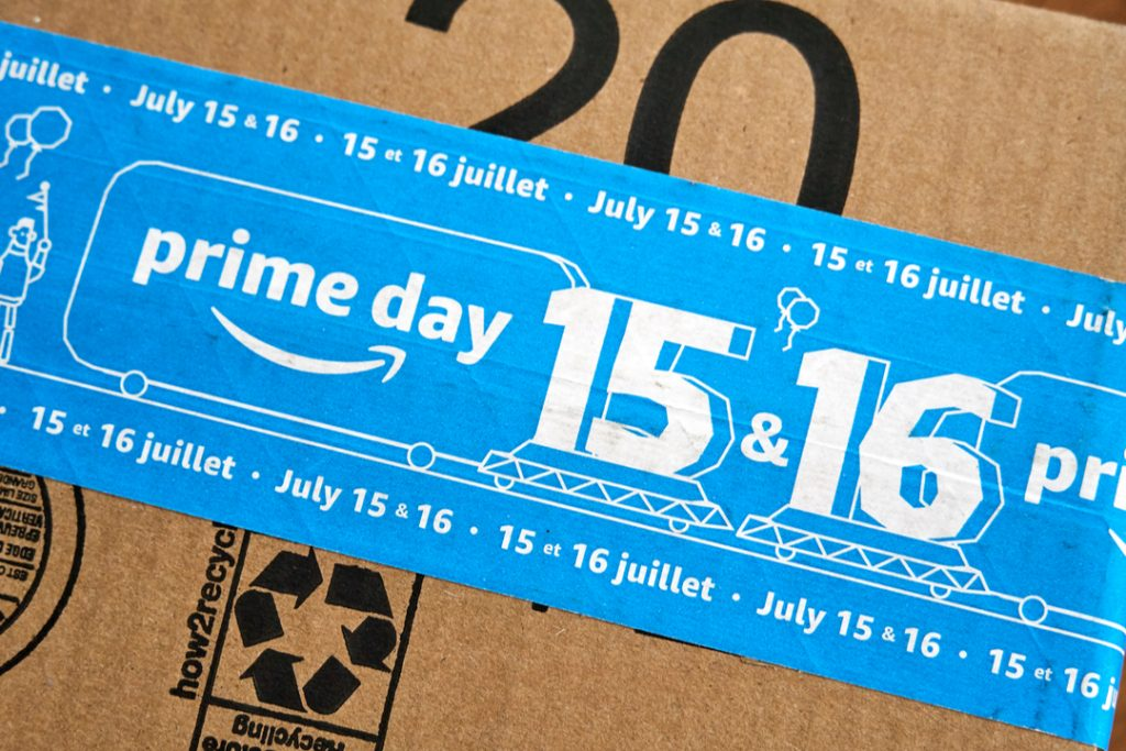 Amazon Prime Day 2019 electronics discounts averaged just 4.5%