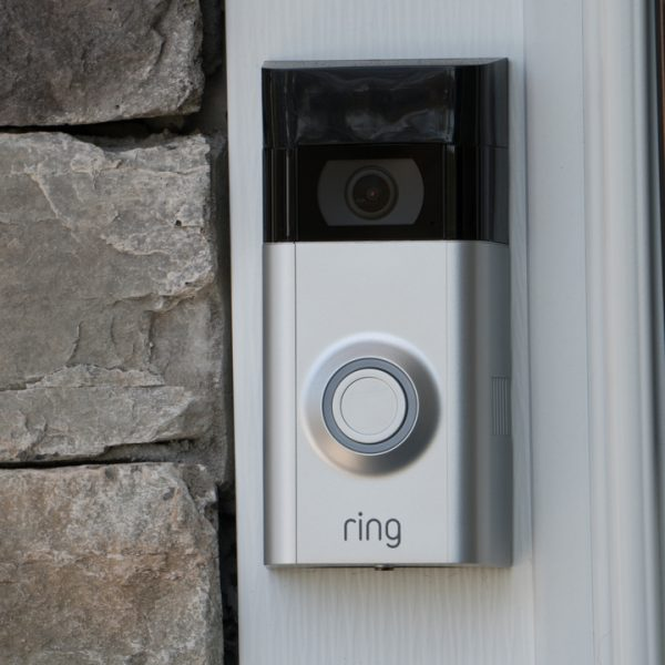 Amazon's Ring doorbell device has been criticised by digital rights campaign groups over privacy concerns after it was revealed to be sharing videos with law enforcement.