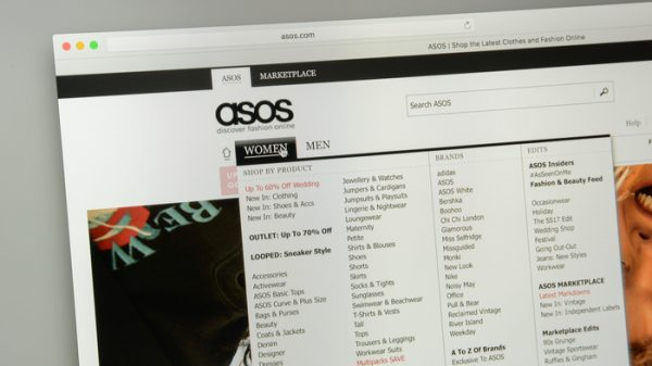 Asos would dominate the high street if it was to compete with physical fashion retailers like Debenhams, according to new research