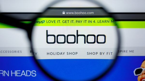 Boohoo shares plummeted nearly seven per cent yesterday following news that the online giant could face a ban in the US over slave labour allegations.