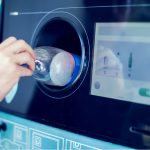 Retailers in Scotland who install plastic bottle reverse vending machines have been guaranteed that their rates will not rise.