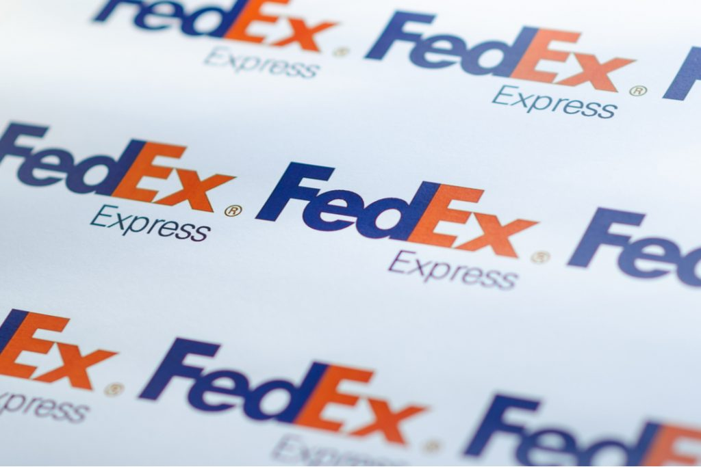 FedEx splits with Amazon as ecommerce giant builds own delivery network