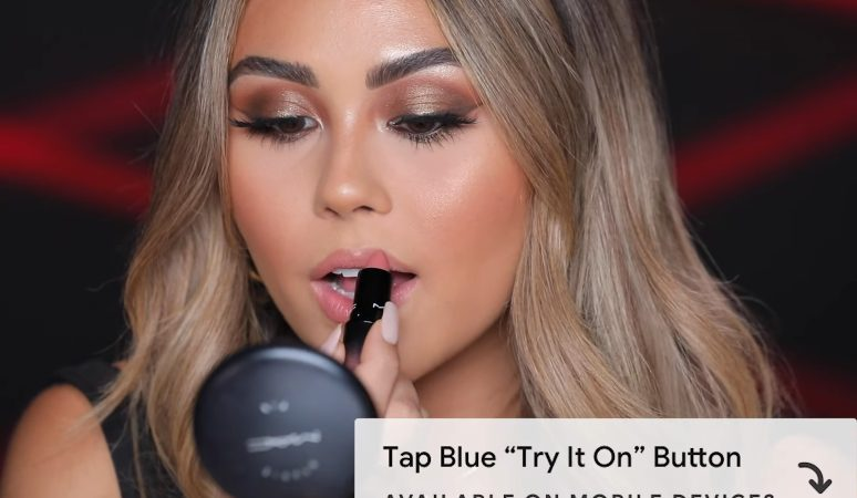 MAC Cosmetics has become the first retailer to use YouTube's interactive augmented reality adverts, after they were launched in June.