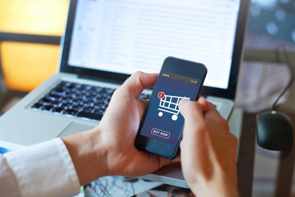 UK ecommerce sales rose at fastest pace on record in 2018