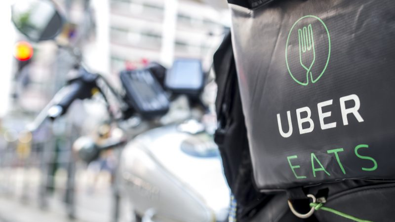 Uber technologies chief executive Dara Khosrowshahi this week suggested Uber may be working to offer courier services for other retail businesses, according to a report by Reuters.