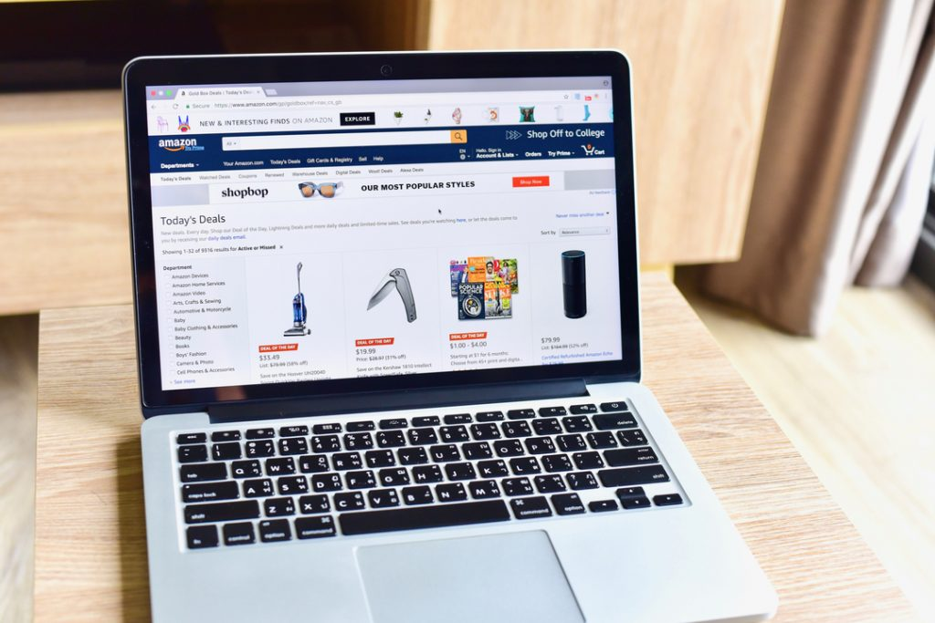 Amazon launches one-tap product review system trial