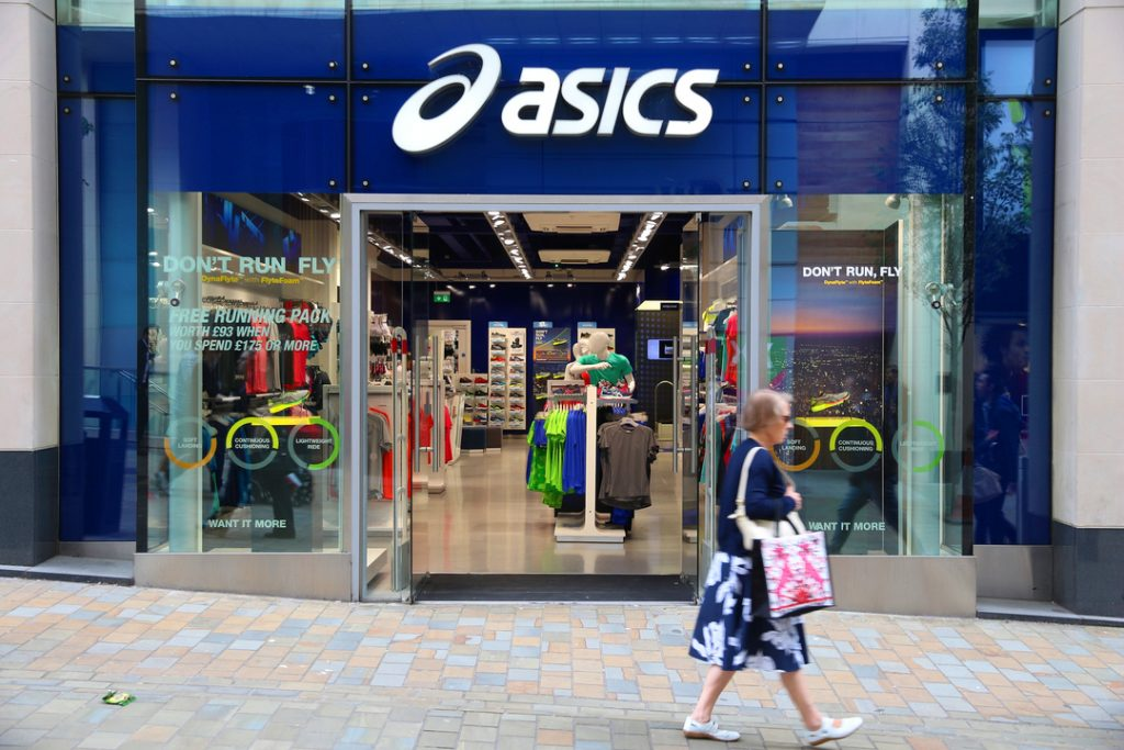 Asics store played porn on giant TV screens for 9 hours