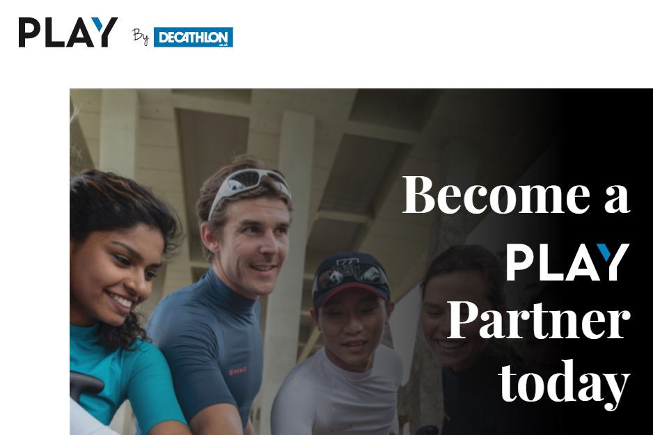 "Decathlon launches digital sports activity and advice platform ""Play"""