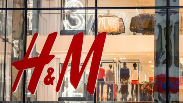 "H&M has ""paid the price for being late to the party online"" this year seeing its full year sales drop nearly 20 per cent."
