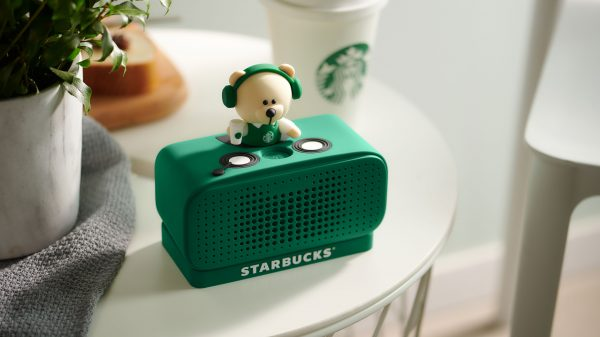 Starbucks customers in China can now order coffee and food for home delivery using Alibaba's smart speaker.