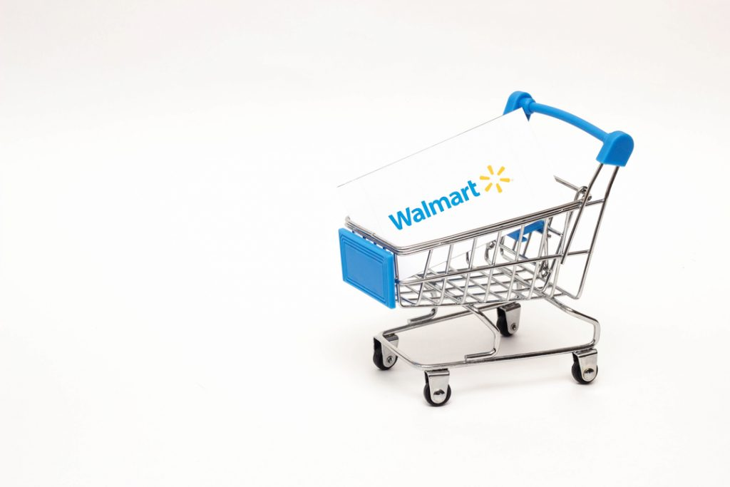 Walmart launched 2 new credit cards offering 5% cashback