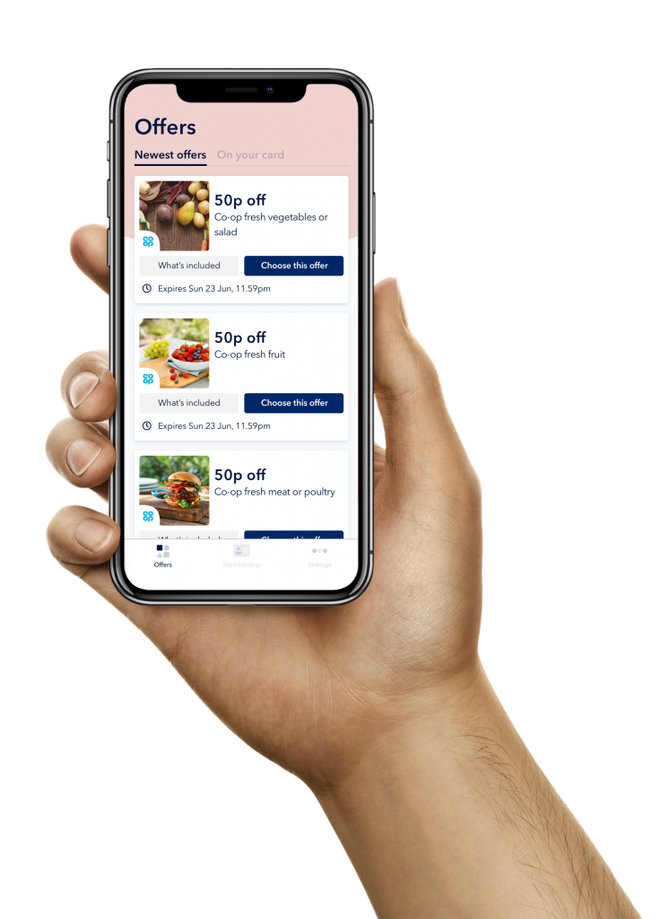 """Co-op launches new app dubbed the """"future of convenience retailing"""""""