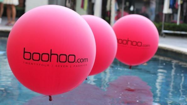 "Boohoo has seen its shares recover by 27 per cent this morning as investors see its ""share price fall as a buying opportunity""."