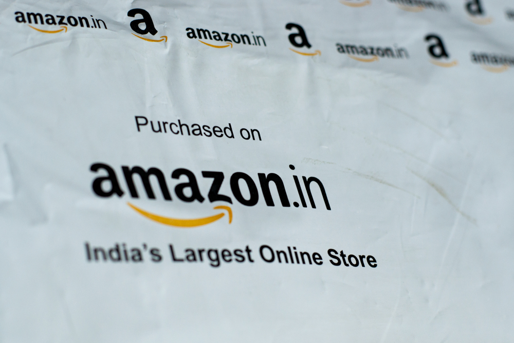 "Amazon's French and Indian sites should be added to ""Notorious Markets"" list according to trade body"