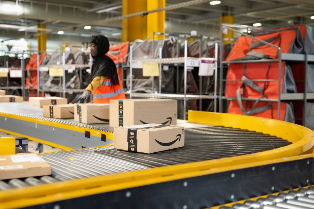 Amazon confirms 2 new COVID-19 cases in US logistics network as staff protests continue