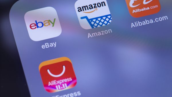 Amazon, Ebay and other online marketplaces are over four times more likely to see shoppers make a purchase than retailers' websites and apps.