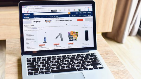 Amazon says that more than 90 per cent of products listed on its site in most categories now come from third-party sellers.