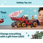 "Amazon's influential annual ""Holiday Toy List"", promoting the 100 top toys available on its platform, costs toy makers millions of dollars to be included."