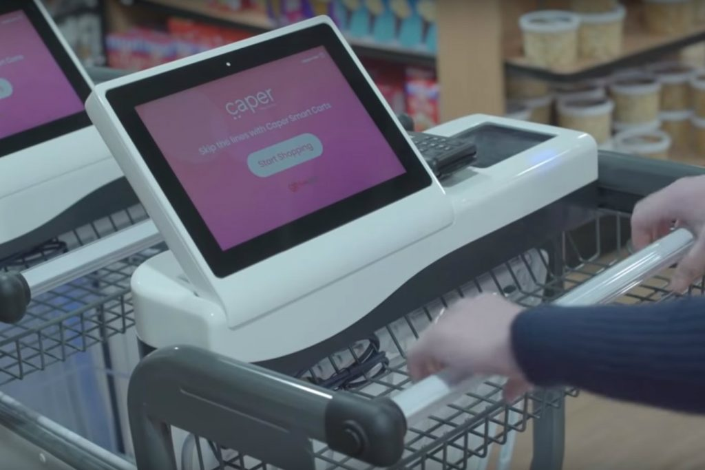 "AI-powered ""Smart Cart"" secures deal with Canadian giant Sobeys"