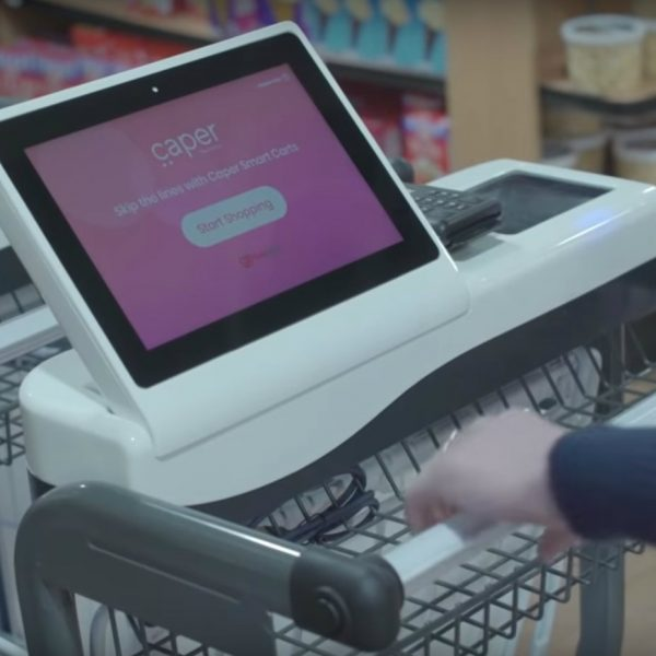 Sobeys has become the first major retailer to roll out AI-powered Smart Carts which will recognise any items placed in them and charge to customer automatically.