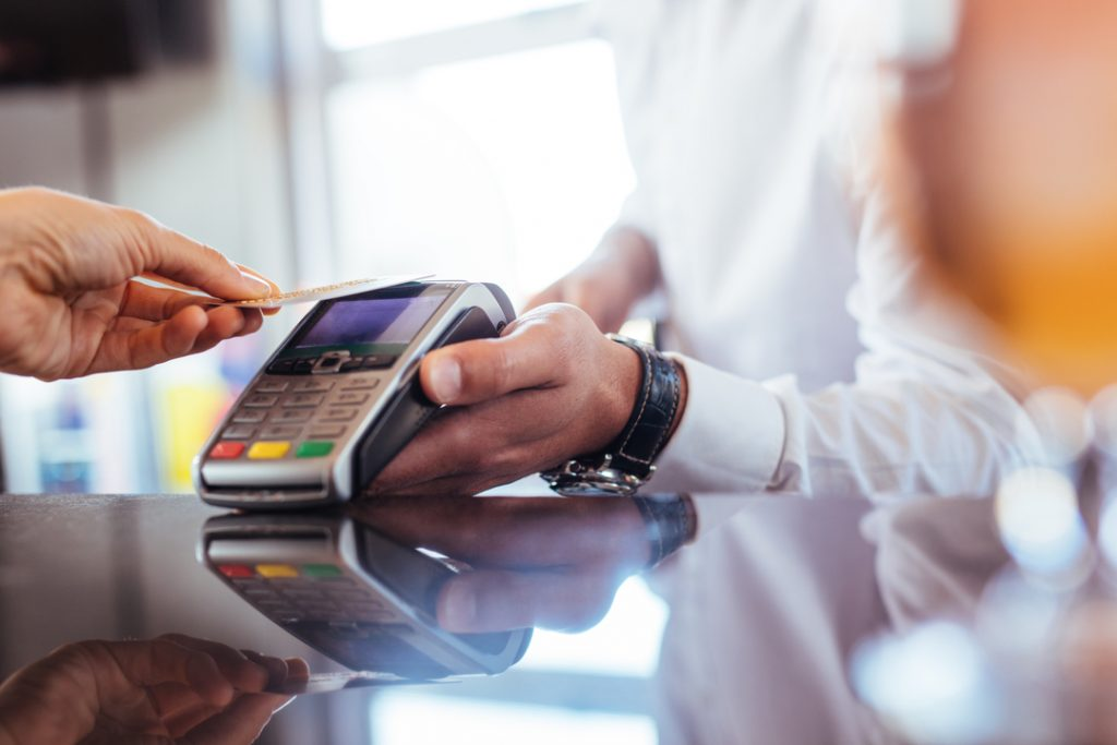 50% of all UK card payments are now contactless