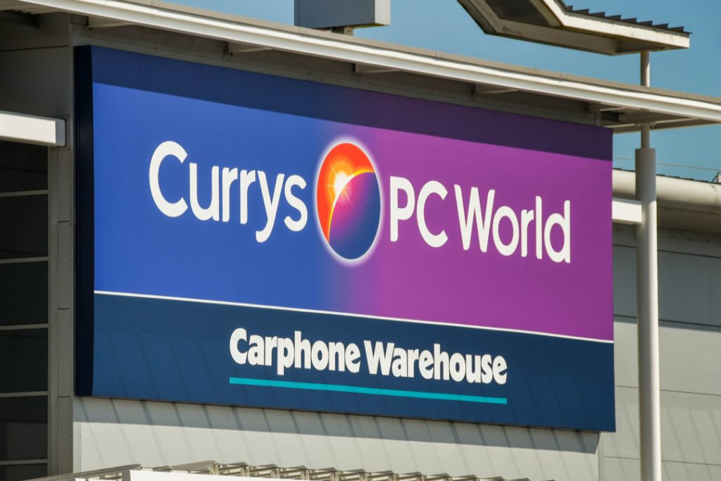 £111,000 taken from hundreds of customers in Currys PC World Ebay hack