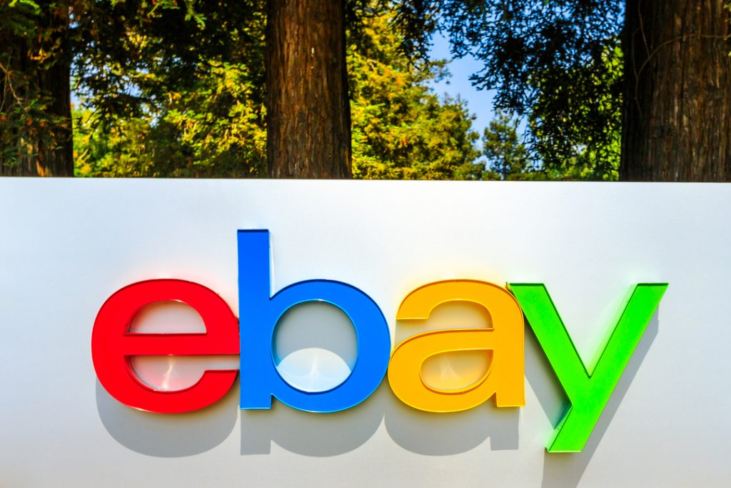 "Ebay sales falter as analysts call Amazon the ""primary culprit"""