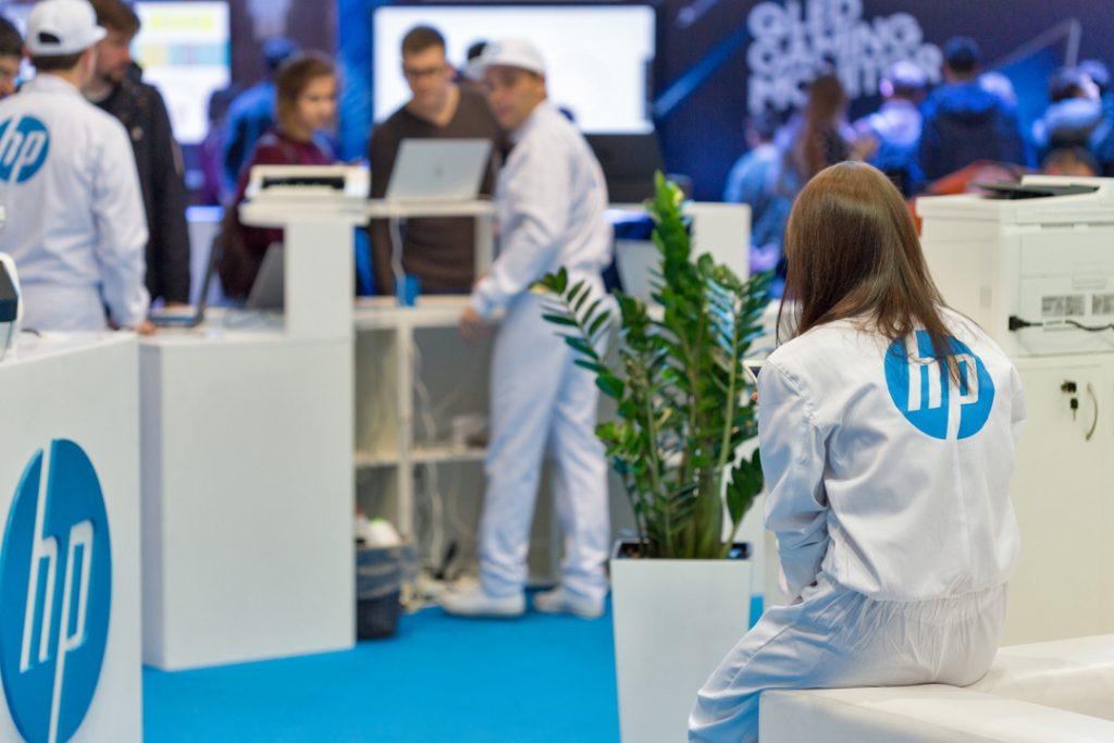 HP to slash nearly 10,000 jobs