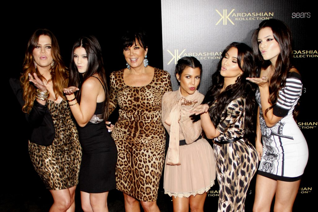 """Kardashian family launches resale platform selling items """"directly from our closets"""""""