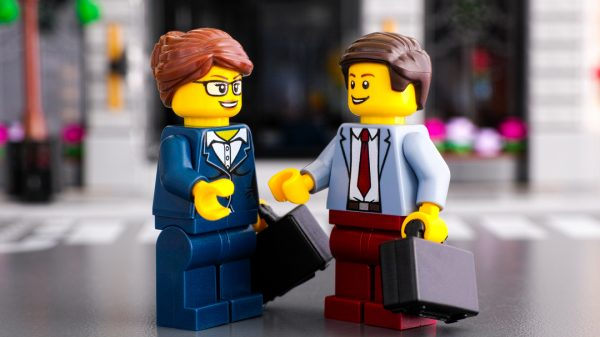 """Lego has appointed a new chief digital and technology officer as it seeks to """"accelerate our digital transformation""""."""