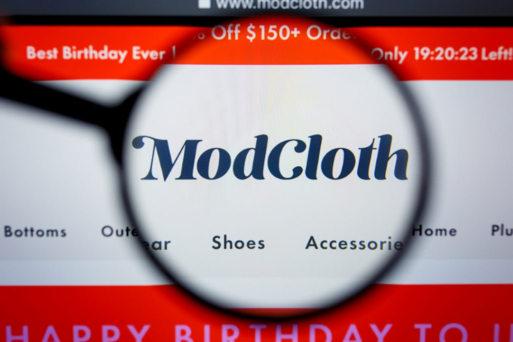 """Walmart offloads online fashion site ModCloth as its ecommerce strategy """"evolves"""""""