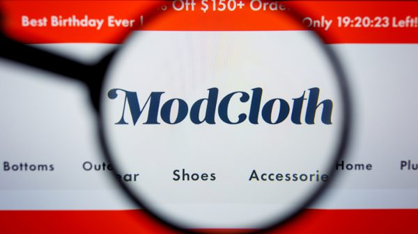 "Walmart is selling independent online fashion retailer ModCloth after just two years as its approach to ecommerce ""evolves""."