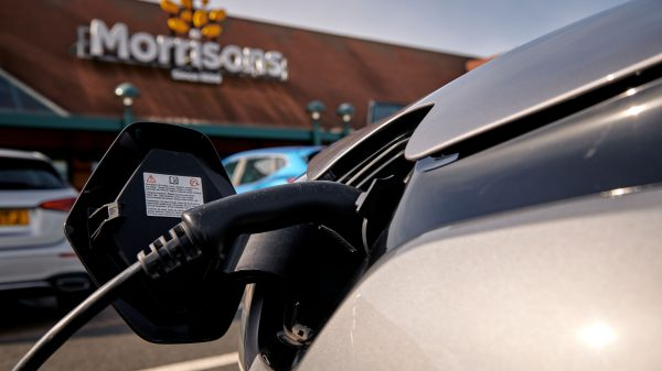 Morrisons has unveiled its first 50 electric vehicle (EV) rapid charging points at its locations across the country, while planning to roll out a further 50.