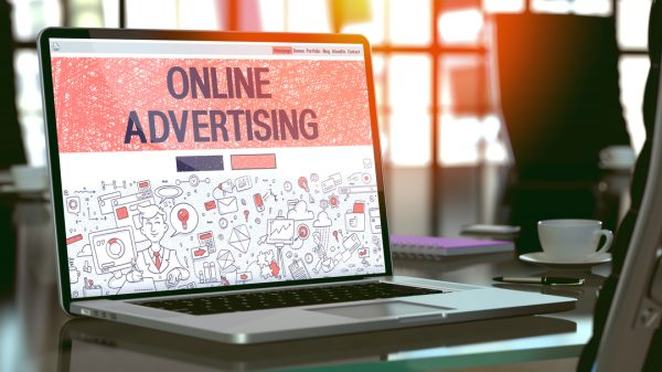 Ecommerce advert spending has risen a whopping 115 per over the last quarter, as brands increasingly look to online retail to sell their advertising.