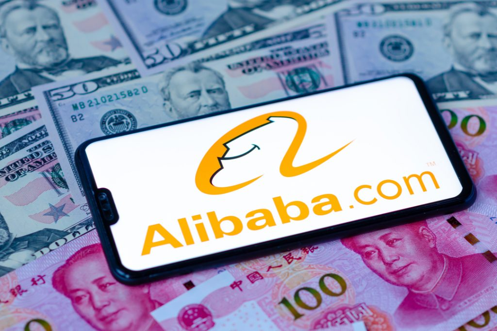Alibaba shares skyrocket after Hong Kong listing success
