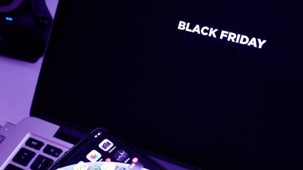 Black Friday sales in the UK jumped 16.5 per cent compared to last year beating nearly all analysts expectations.